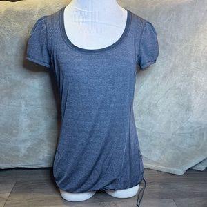 Lululemon Grey Shirt